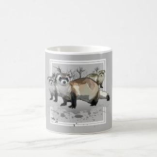 Ferrets Coffee Mug