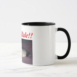 Ferrets Rule!! Mug