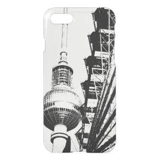 Ferris Wheel_01.01_G with Berlin TV Tower, Alex iPhone 7 Case