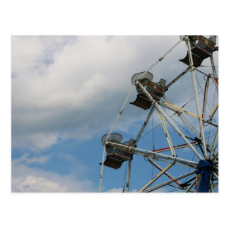 """ferris wheel"" by Coressel Productions Postcard"