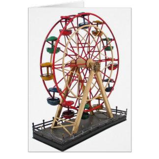 Ferris Wheel! Greeting Card