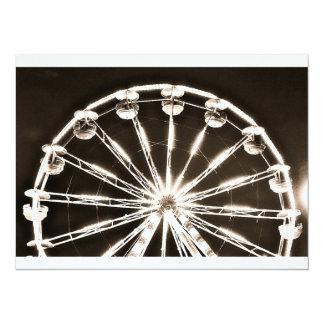 Ferris Wheel Card