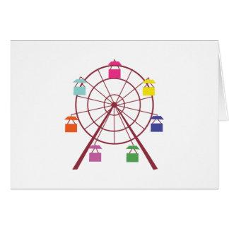Ferris Wheel Cards