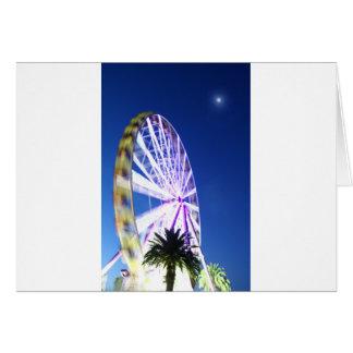 Ferris Wheel Greeting Cards