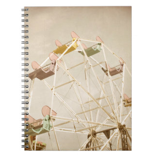 Ferris wheel child size note book