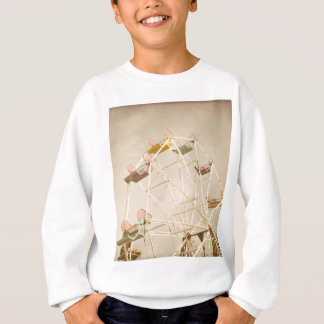 Ferris wheel child size sweatshirt
