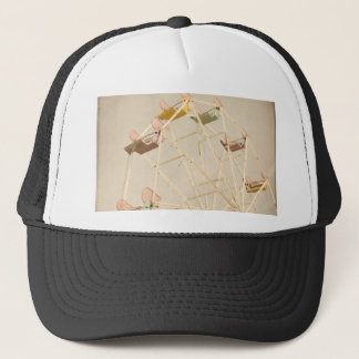 Ferris wheel child size trucker hat