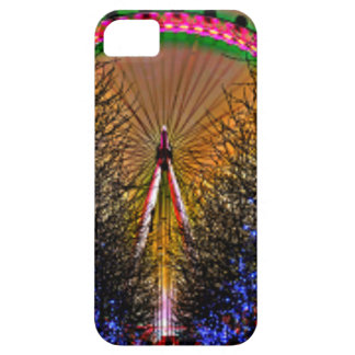 Ferris Wheel Christmas Barely There iPhone 5 Case