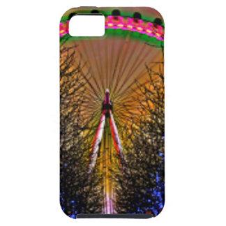 Ferris Wheel Christmas Lights iPhone 5 Covers
