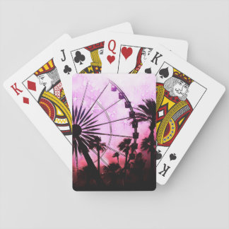 Ferris Wheel Classic Playing Cards