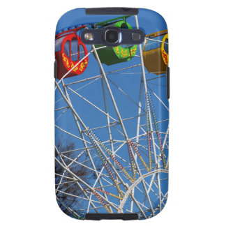 Ferris Wheel closeup Samsung Galaxy S3 Case