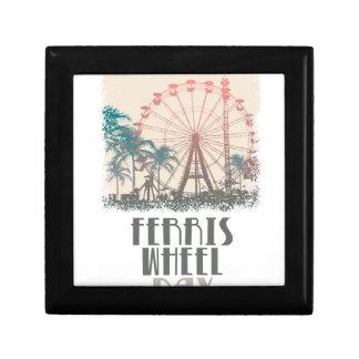 Ferris Wheel Day - Appreciation Day Gift Box