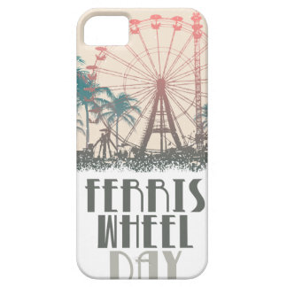 Ferris Wheel Day - Appreciation Day iPhone 5 Cases