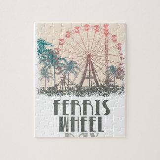 Ferris Wheel Day - Appreciation Day Jigsaw Puzzle