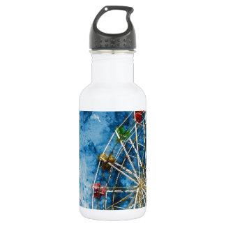 Ferris Wheel in Santa Cruz California 532 Ml Water Bottle