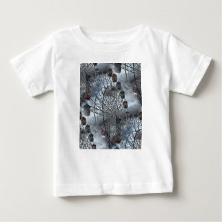 Ferris Wheel in the Clouds Baby T-Shirt