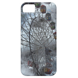 Ferris Wheel in the Clouds Barely There iPhone 5 Case