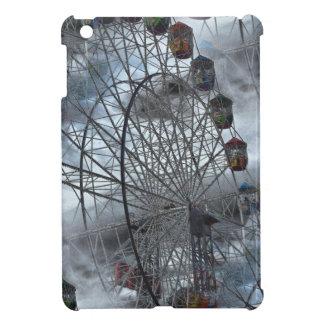 Ferris Wheel in the Clouds iPad Mini Cover