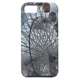 Ferris Wheel in the Clouds Tough iPhone 5 Case