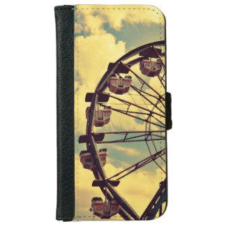 Ferris Wheel iPhone 6 Wallet Case