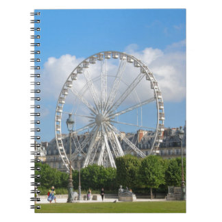 Ferris wheel note books