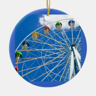 FERRIS WHEEL ORNAMENT