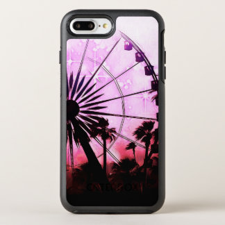 Ferris Wheel (Pink) iPhone 8/7 Plus Otterbox Case