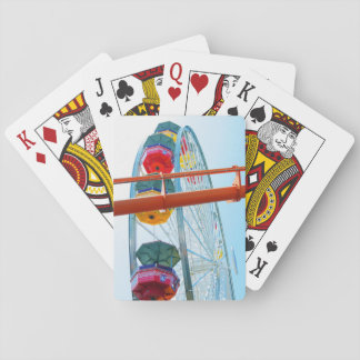 Ferris Wheel Playing Cards