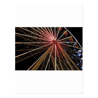 Ferris Wheel Postcards