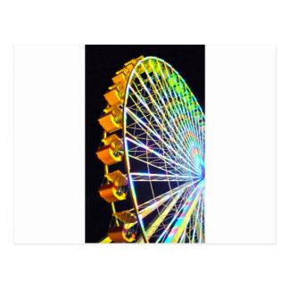 Ferris Wheel Post Cards