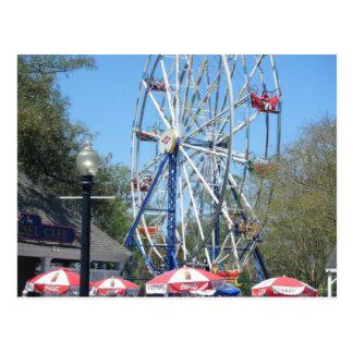 Ferris Wheel Postcard #2