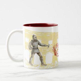 Ferrum et Gloria Gladiators Mug