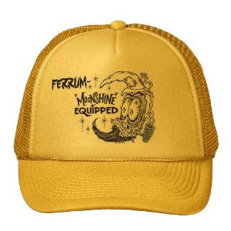 ferrum moonshine mesh hat