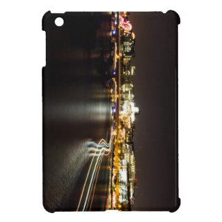 Ferry at night iPad mini case