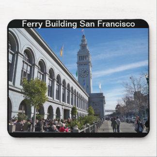 Ferry Building San Francisco Mousepad
