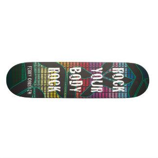 Ferry Corsten - Rock Your Body Rock - Black Skate Deck