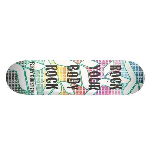 Ferry Corsten - Rock your body Rock - Skateboard