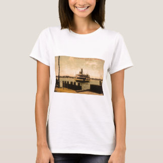 Ferry for Windsor, Canada from Detroit, Michigan T-Shirt