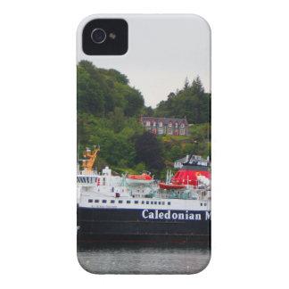 Ferry, Oban, western Scotland Case-Mate iPhone 4 Case
