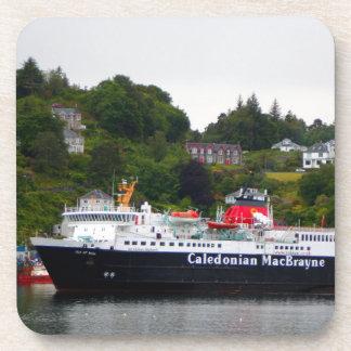 Ferry, Oban, western Scotland Coaster