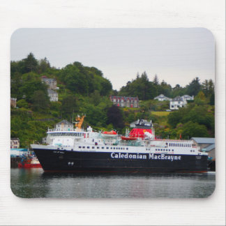 Ferry, Oban, western Scotland Mouse Pad