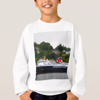 Ferry, Oban, western Scotland Sweatshirt