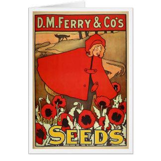 Ferry Seeds notecard