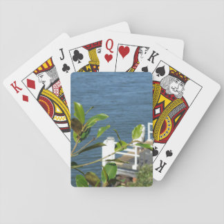 Ferry Wharf Playing Cards