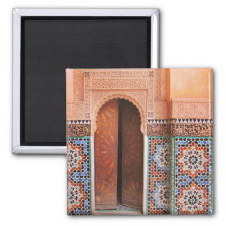 fes door square magnet