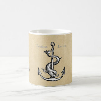 Festina Lente - Make Haste Slowly Coffee Mug