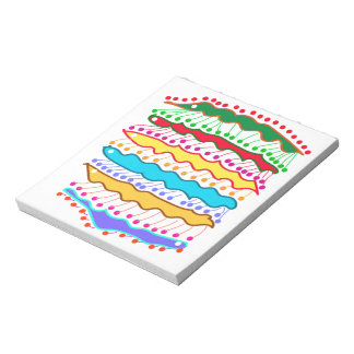 Festival Celebrations Artistic Creations Notepad