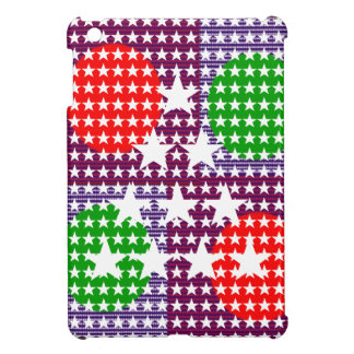 Festival Decorations: Star Moon Sparkle iPad Mini Cover