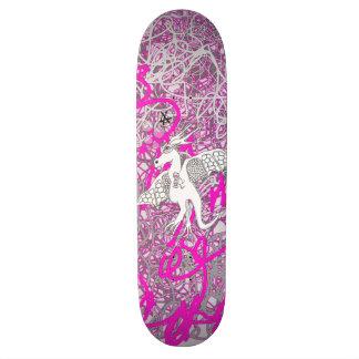 festival dragon skateboard