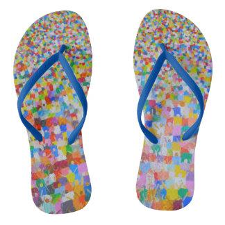 Festival Flip Flops